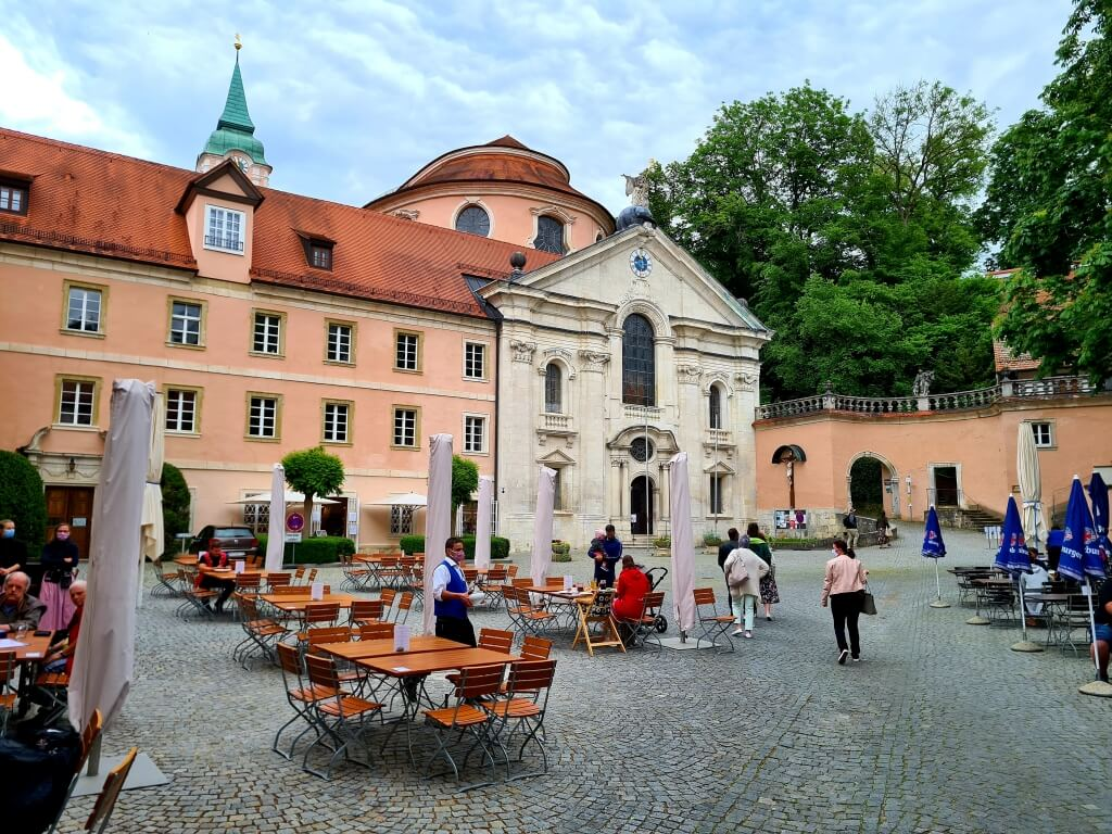 Urlaub Kloster Deutschland