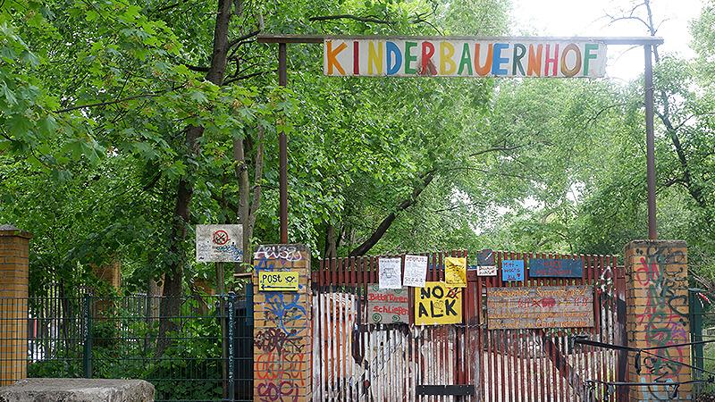 Kinderbauernhof Görlitzer Park