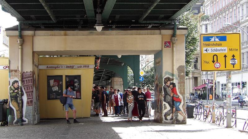 Konnopke's Imbiss Berlin