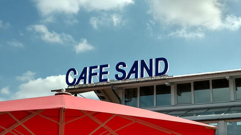 Cafe Sand