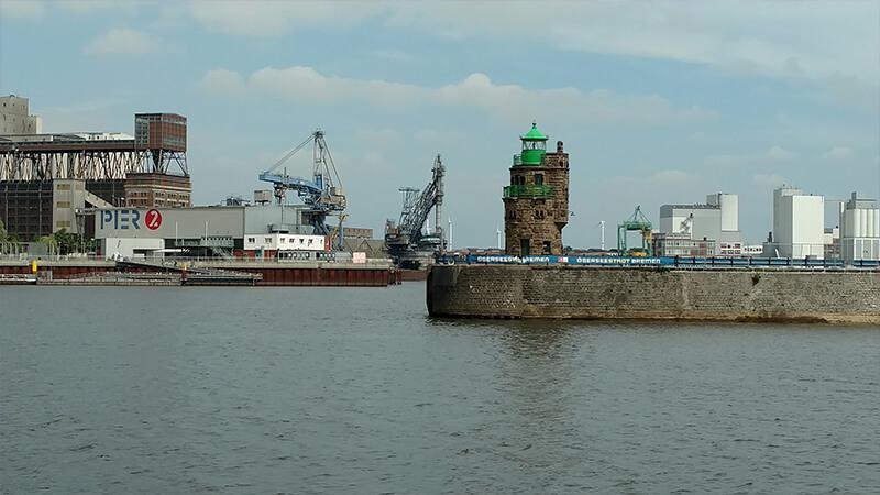Bremer Hafen