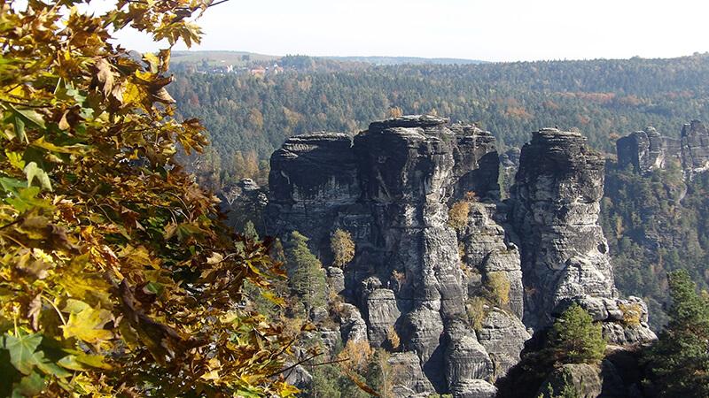 Klettern in der Sächsischen Schweiz
