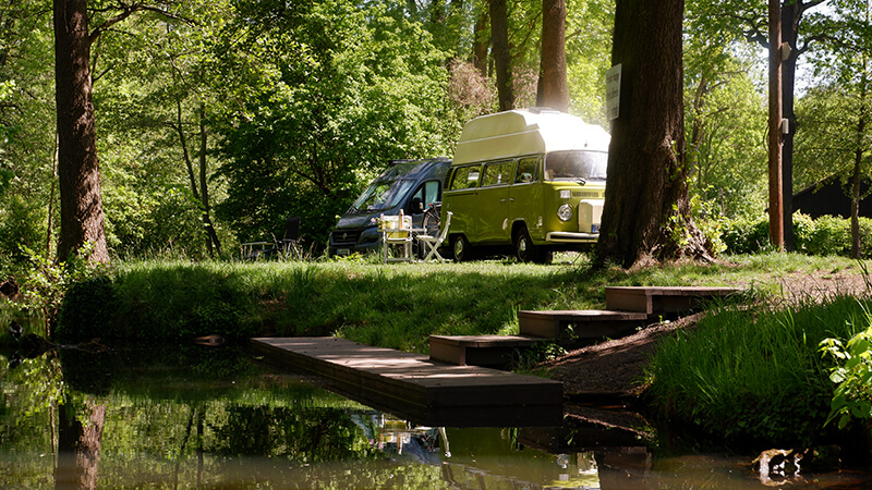 Urlaub im Spreewald