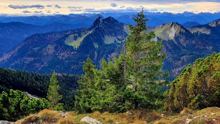 Hirschberg Gipfel